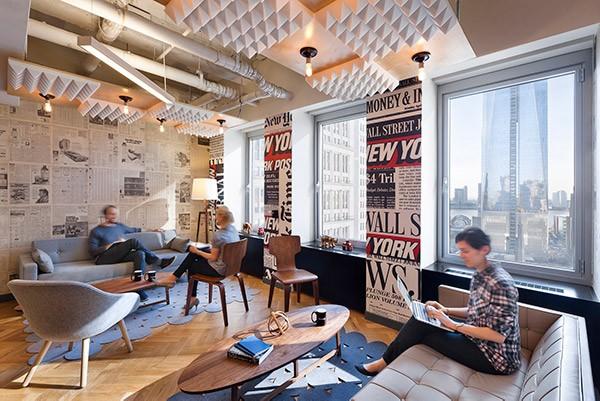 WeWork NYC, NY, USA